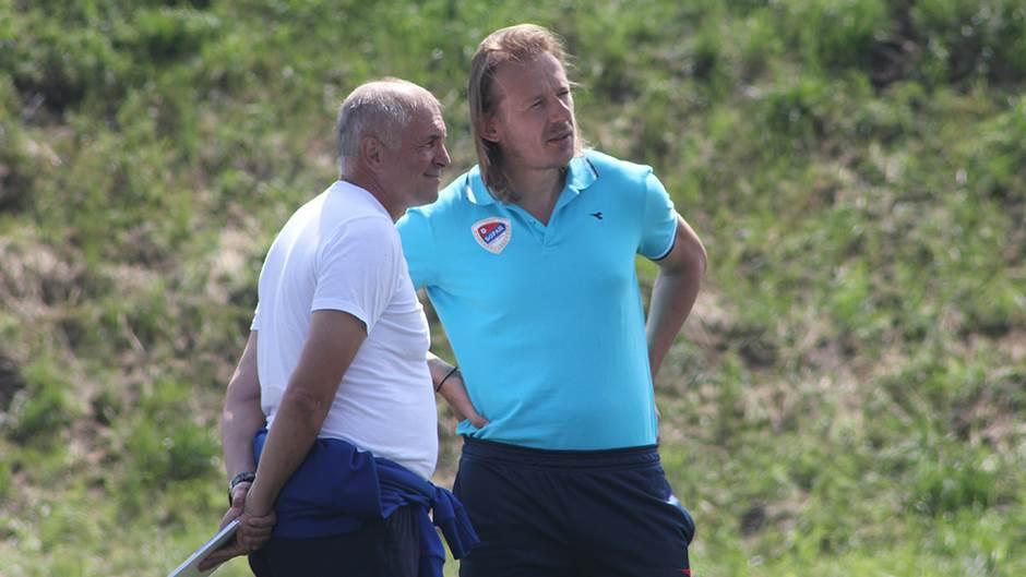 Vladimir Gaćinović i Branislav Krunić