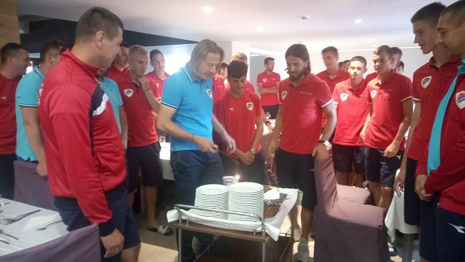 FK Borac rođendan