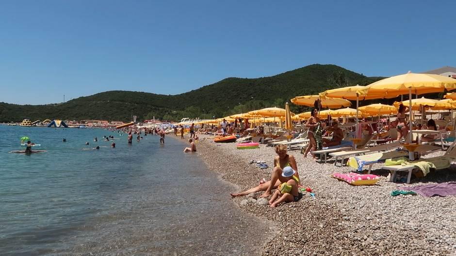jaz, plaža, ljeto, sunce, turizam, more