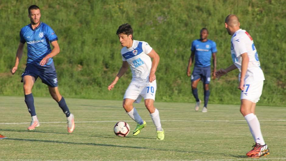 Borac - Mladost 0:1, Almedin Ziljkić, Zilkić