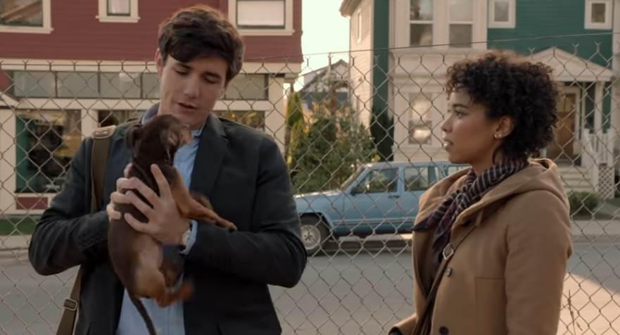 Mučili štene na snimanju holivudskog filma! (VIDEO)