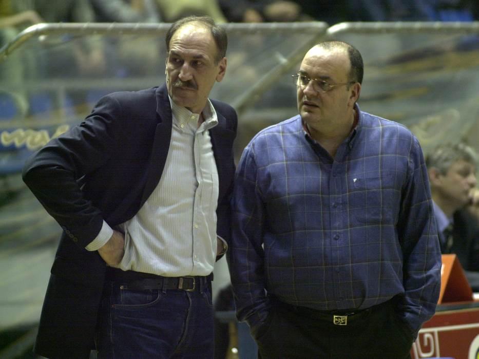 Dražen Dalipagić, Duško Vujošević