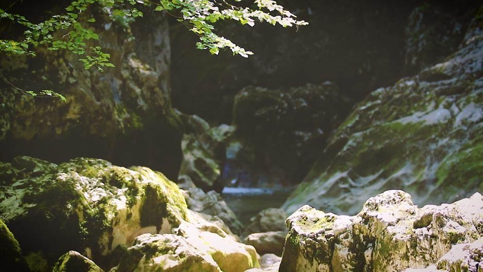 Švrakava, slap, vodopad