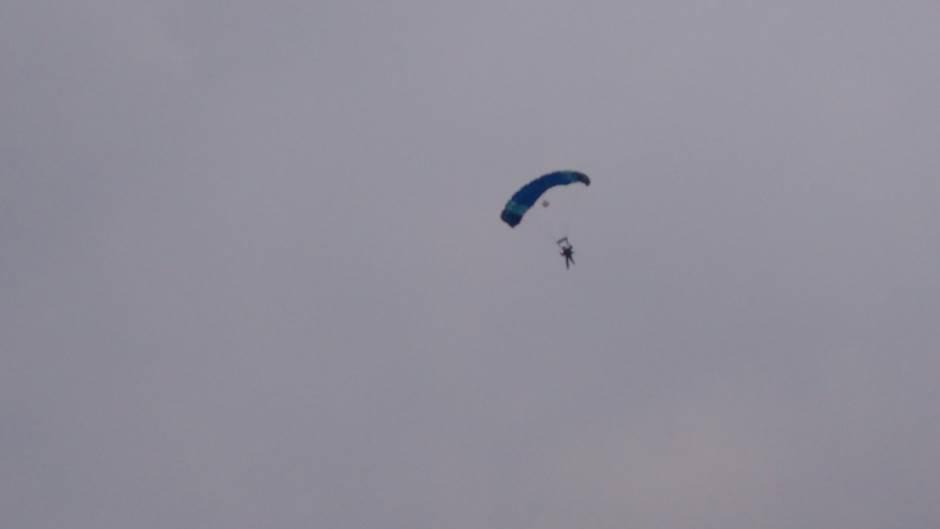 padobranac, padobranci