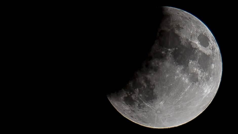 mjesec, pomračenje mjeseca