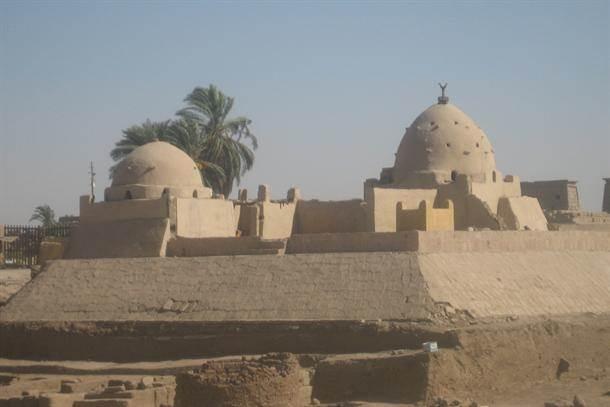 egipat, luksor