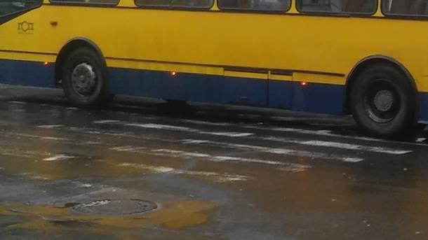 autobus pešački prelaz gsp