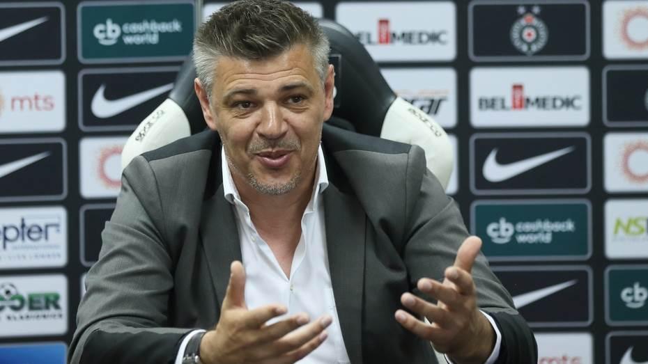 Milošević: Brzina, trka, agresija!