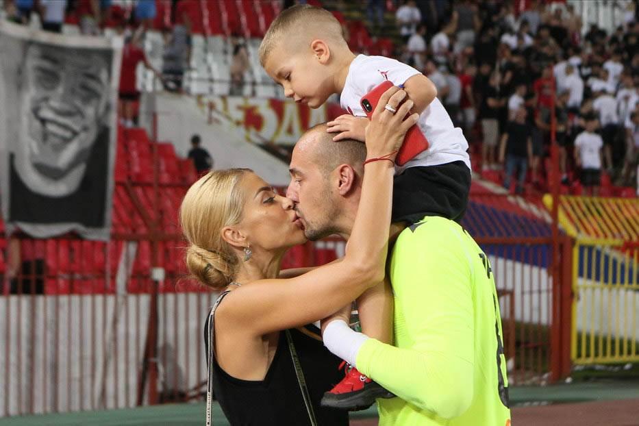 Zvezda se zagrejala za Helsinki: Dosta 2 gola (VIDEO)