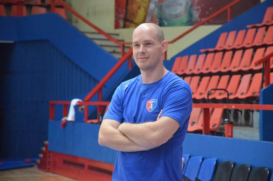 Dejan Unčanin, sportski direktor RK Borac