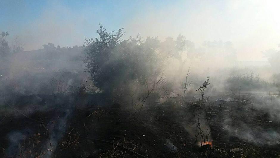 aplikacija za pronalazak divljih požara