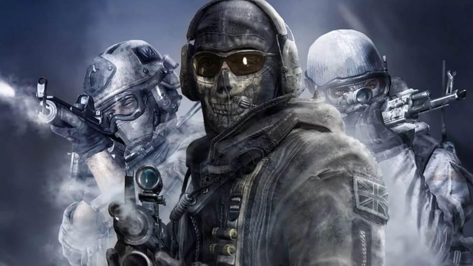 Call of Duty Modern Warfare, Call of Duti, CoD