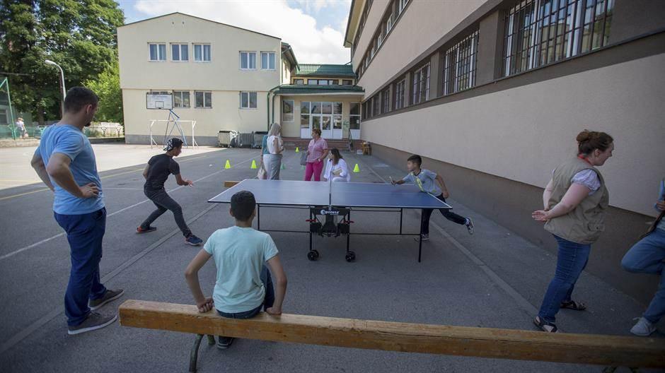 Unicef u Bihaću: Svako dijete je posebno