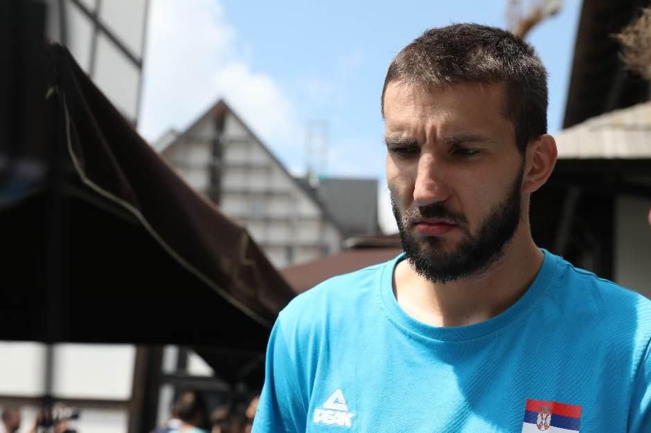 Teodosić ne može, ovo je tim Srbije za Mundobasket