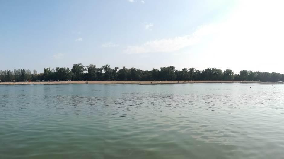 Ada Ciganlija, savsko jezero, Ada