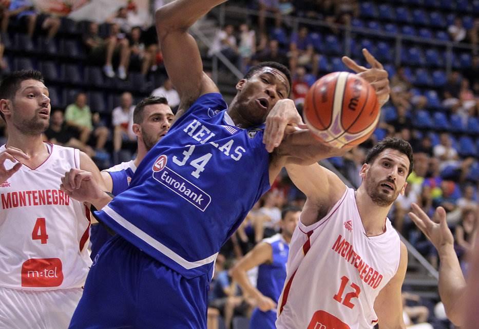Grčka lako protiv Turske, dabl-dabl Janisa