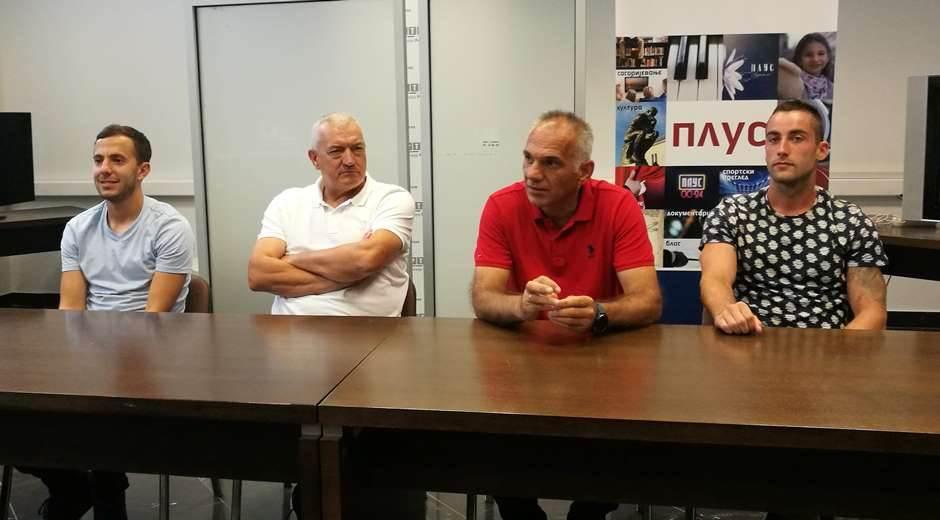 Krupa, Željezničar Sport Tim