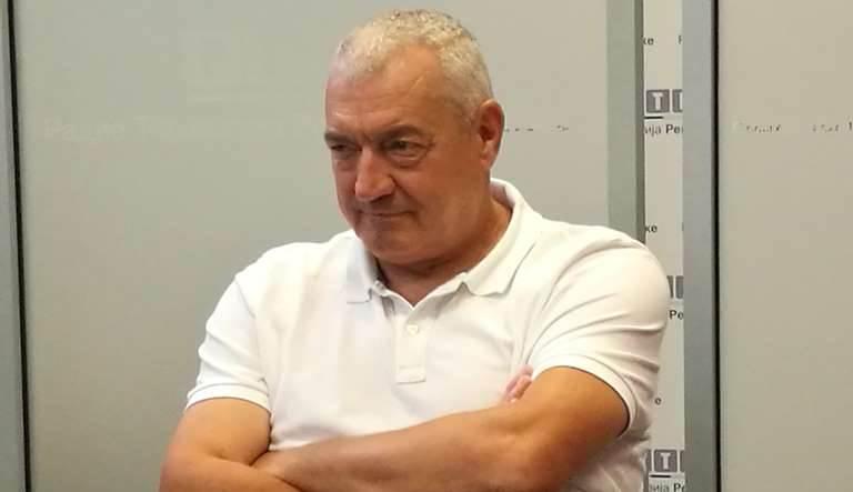 Zoran Marić, Krupa
