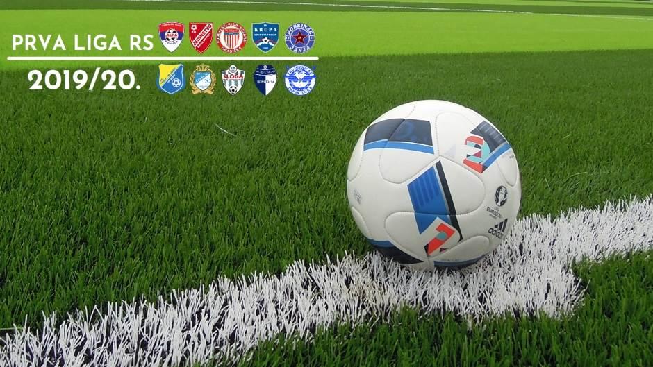 Prva liga RS, Prva liga Republike Srpske 2019/20. PLRS
