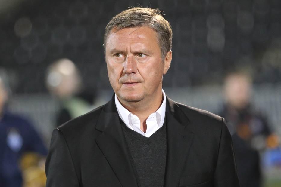 Dinamo Kijev opet bez LŠ, sada i bez trenera