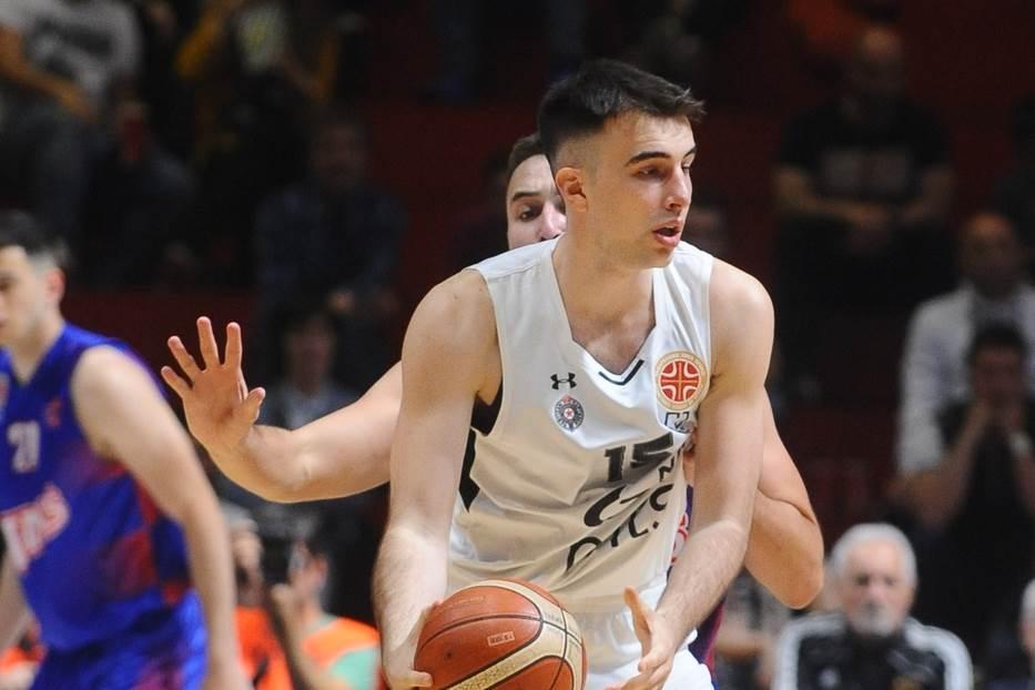 Marko Pecarski traži raskid ugovora u Partizanu