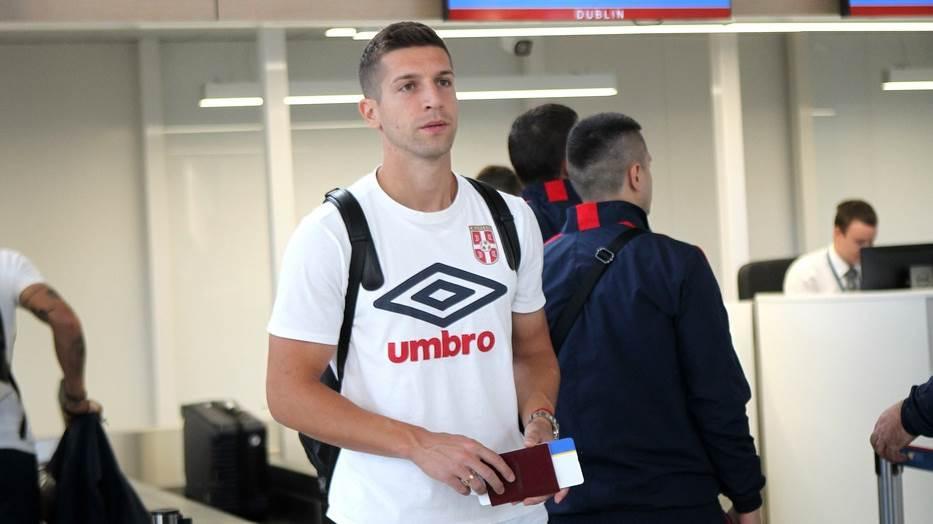 Matija Nastasić opet u reprezentaciji Srbije!