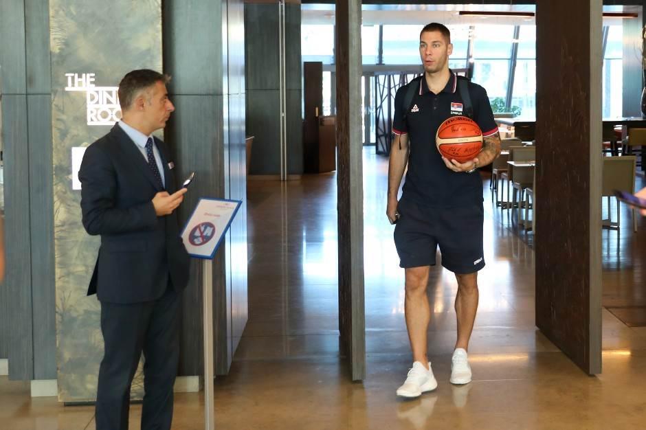 """DVE srpske """"Mundobasket bebe"""" - Simonović i Ilić!"""