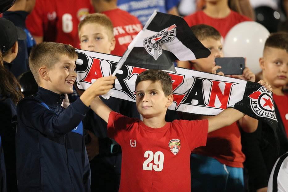 Deca tražila pobedu - Suma i Tošić im ispunili ŽELJU!