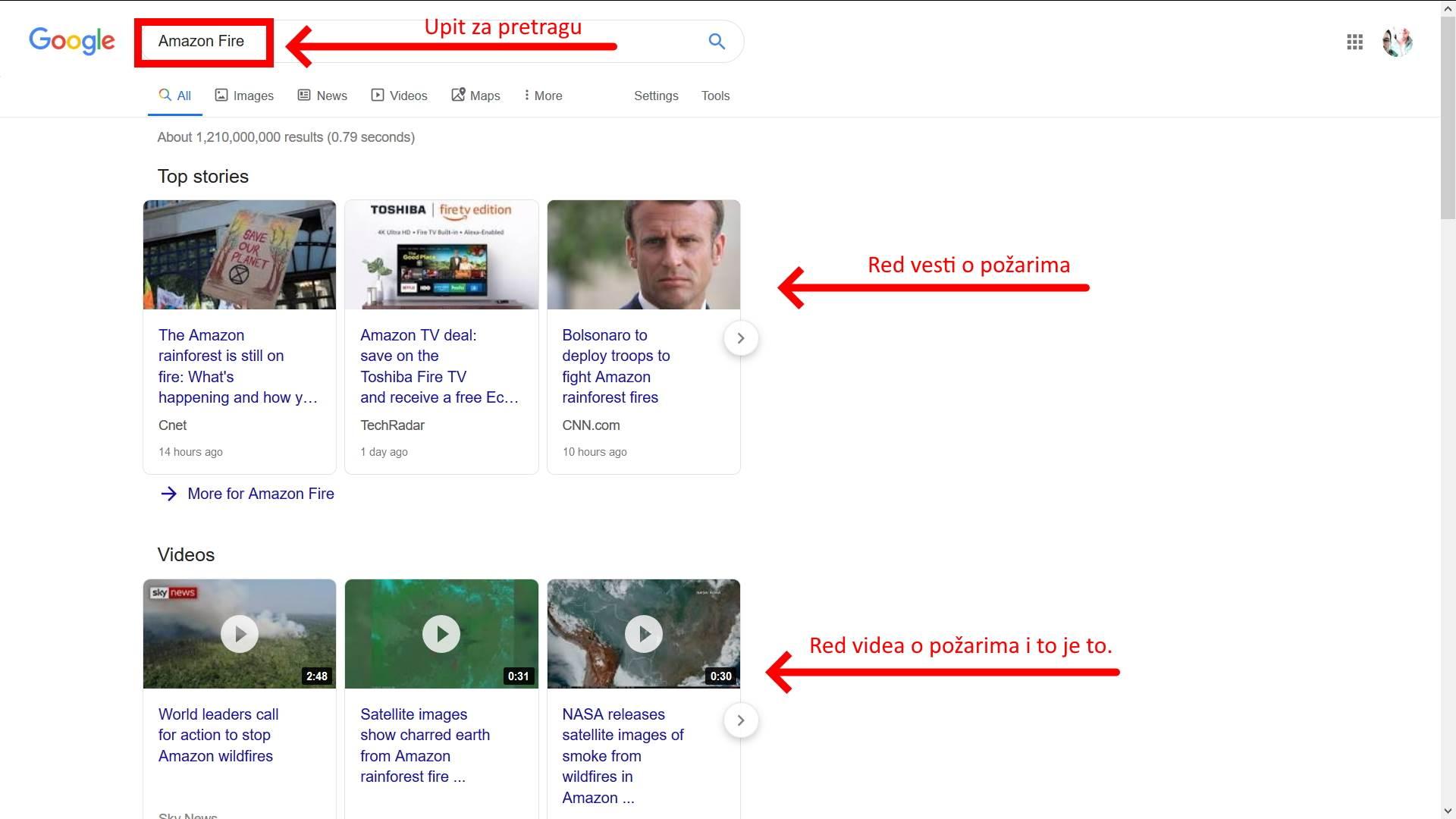 Težak Google propust ili zla namera: Amazon Fire?!