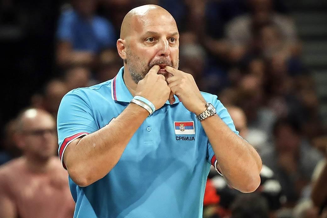 Aleksandar Đorđević, Mundobasket 2019