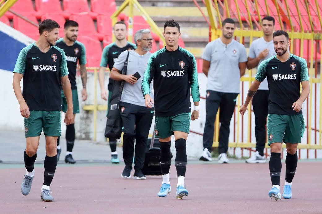 Ronaldo, Portugal