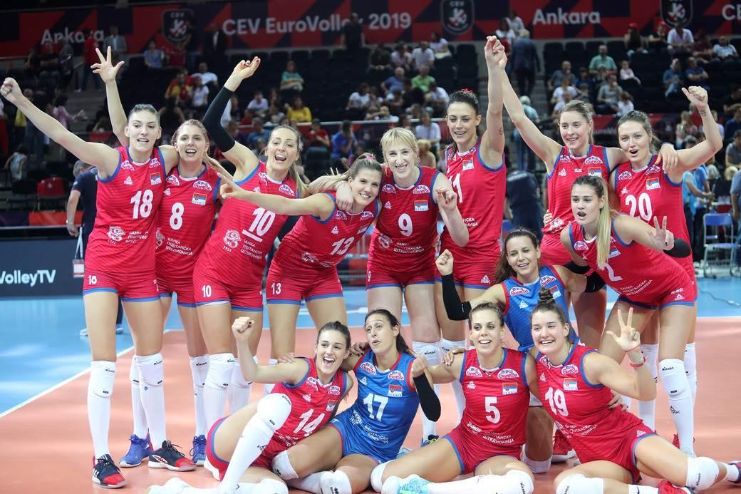 ANKETA: Može li Srbija ponovo do zlatne medalje?