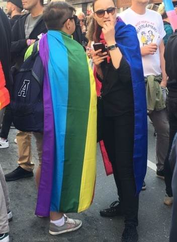 Gej parada u Sarajevu: Ljubav nije privilegija