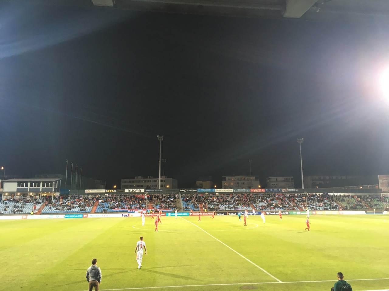 Luksemburg, Srbija, EURO 2020, kvalifikacije