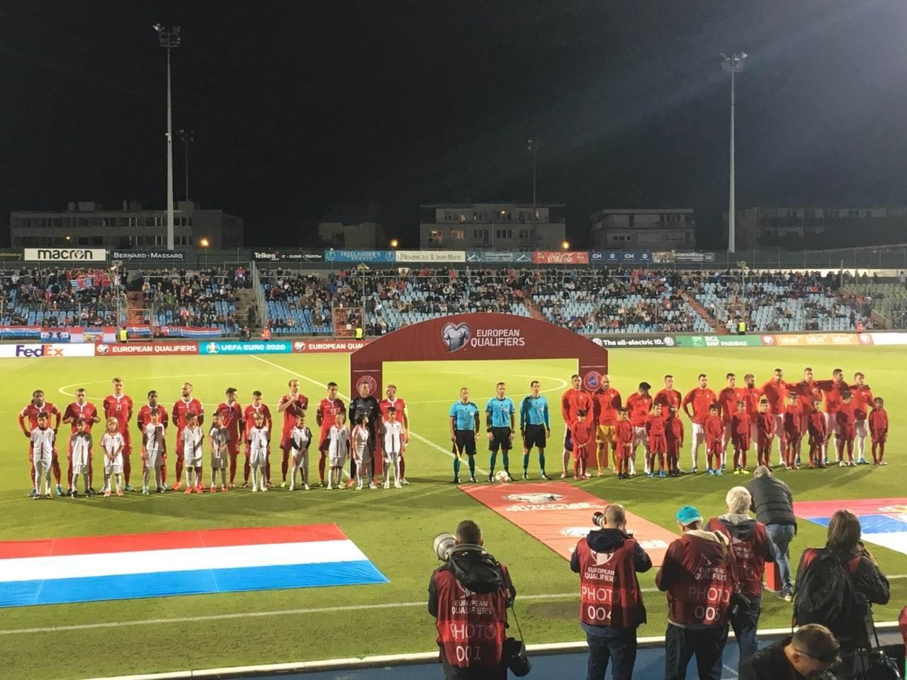 Pobjeda Tumbe, dva gola Mitrovića, škripi odbrana!