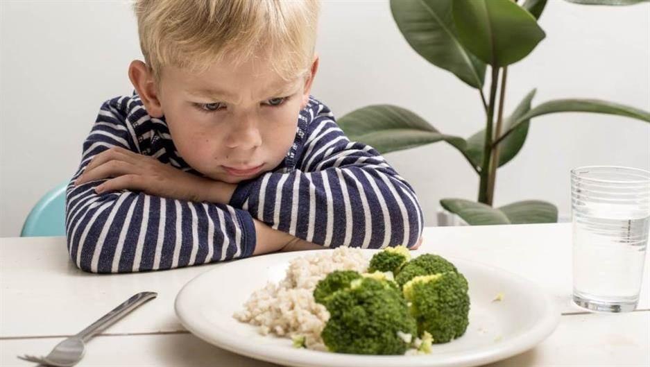 povrće, djeca, hrana