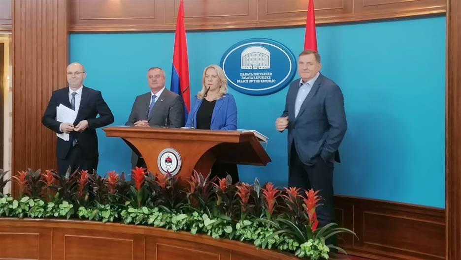 Cvijanović, Dodik, Višković