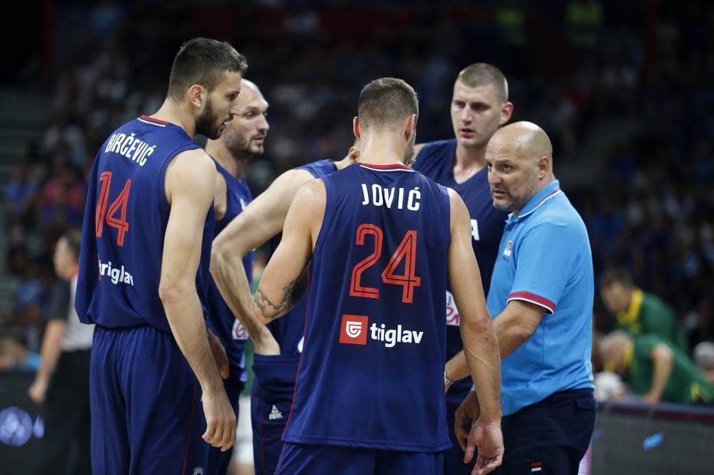 Srbija, Mundobasket 2019