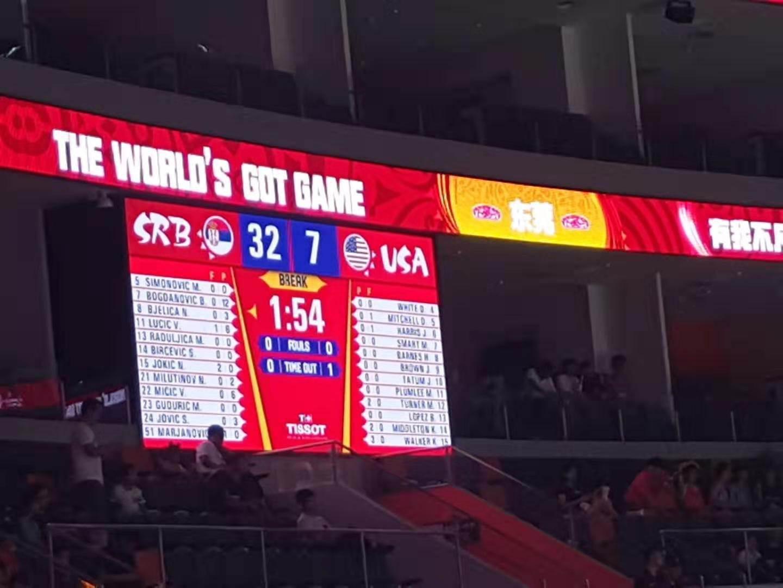 Srbija, SAD, Mundobasket 2019