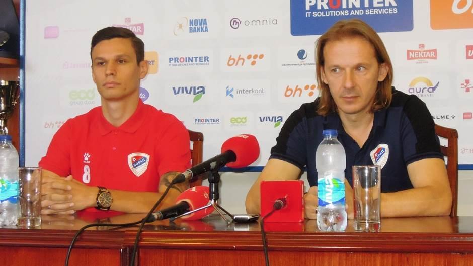Ivan Crnov, Branislav Krunić