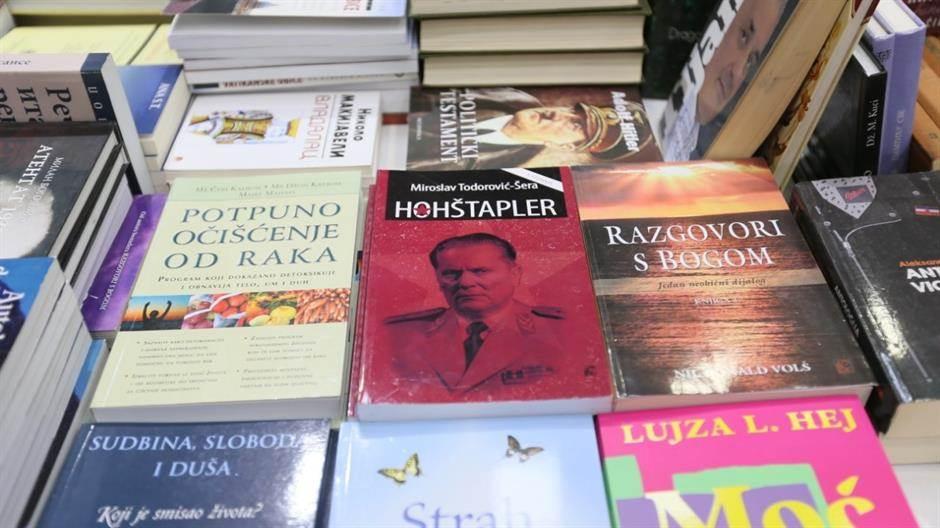 sajam knjige, knjiga, književnost, borik
