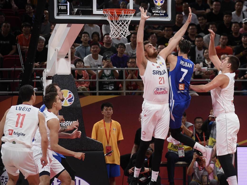 Srbija, Češka, Mundobasket