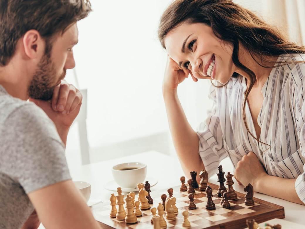 par, parovi, ljubav, šah