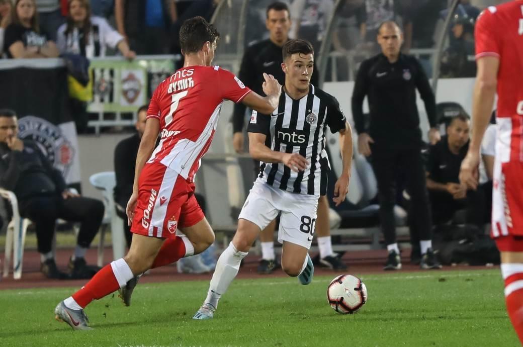 Tošić: Napokon gol! Stojković: Nisam imao posla...