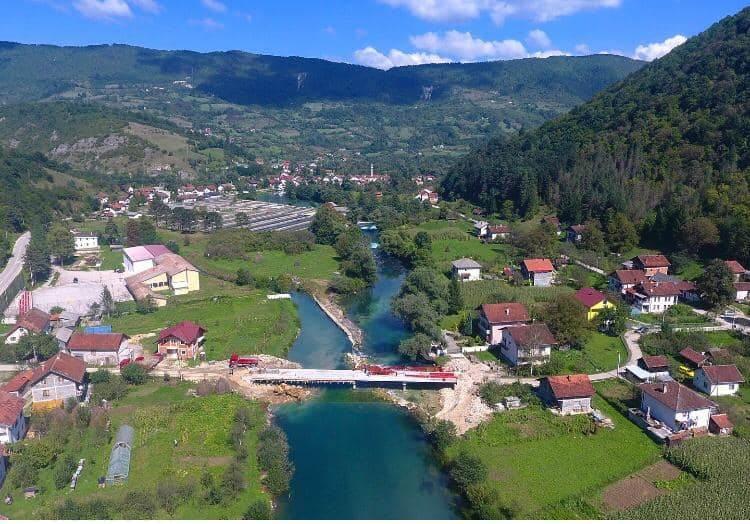 Jezero opština
