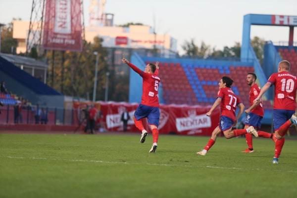 Marko Jovanović, FK Borac