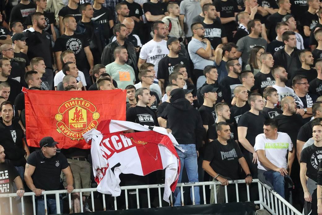 partizan, mančester junajted, manchester united