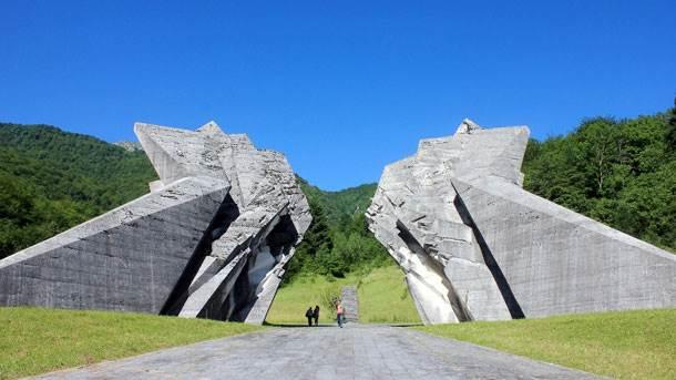 spomenik Sutjeska