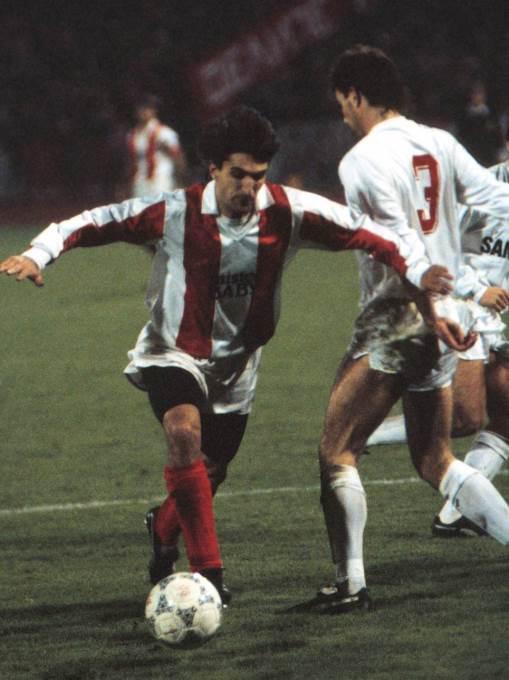 Crvena zvezda - Keln (22.11.1989.)