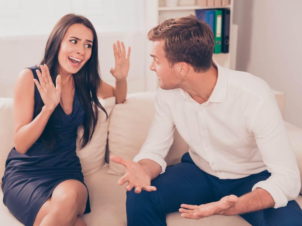 ljubav, veze, par, svađa